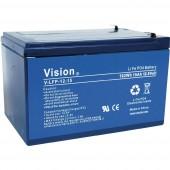 Batterie Vision LFP1215 - 12V 15Ah