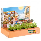 "Jardin pop up ""la terrasse des fleurs"""