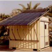 Abri solaire Telecom