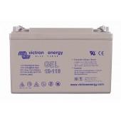 Batterie GEL Deep Cycle - 12V 110Ah Victron Energy - BAT412101100