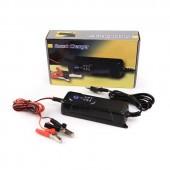 Chargeur de batterie étanche SMARTCHARGE 12V 4A/0,8A