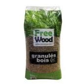 Les granulés de Bois FREEWOOD