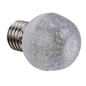 Ampoule LED E27 1,1W 220V blanc