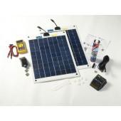 Kit solaire flexible complet 40w