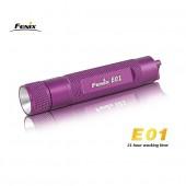 Fenix E01 - Violette