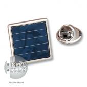 Pins - panneau solaire carré