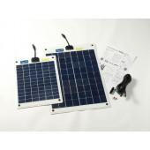 Kit panneaux solaires 30w flexible