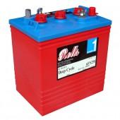 Batterie Rolls Motive Power Série FS 6V 250Ah(C20) - 6-FS-250
