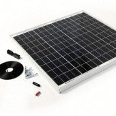 Panneau solaire 60 watts