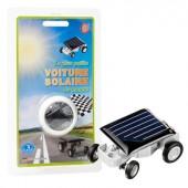 Mini voiture solaire sous blister