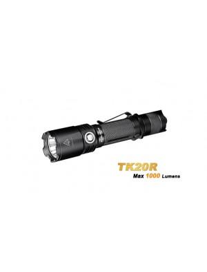 Fenix TK20R - Lampe torche rechargeable - 1000 Lumens + pile rechargeable incluse