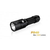 Fenix PD40 - le meilleur rapport lumière/poids
