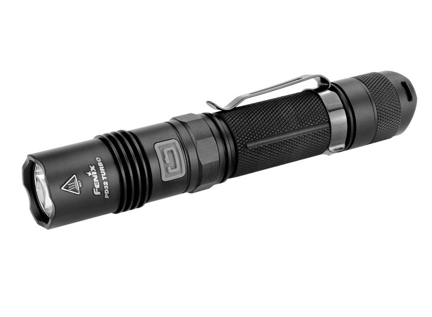 Fenix PD32 TURBO - 900Lumens