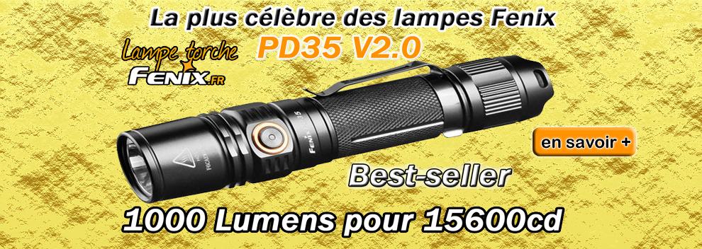 Lampes Main Torches Fenix®Led À Fenix®Site Officiel 34R5AjL