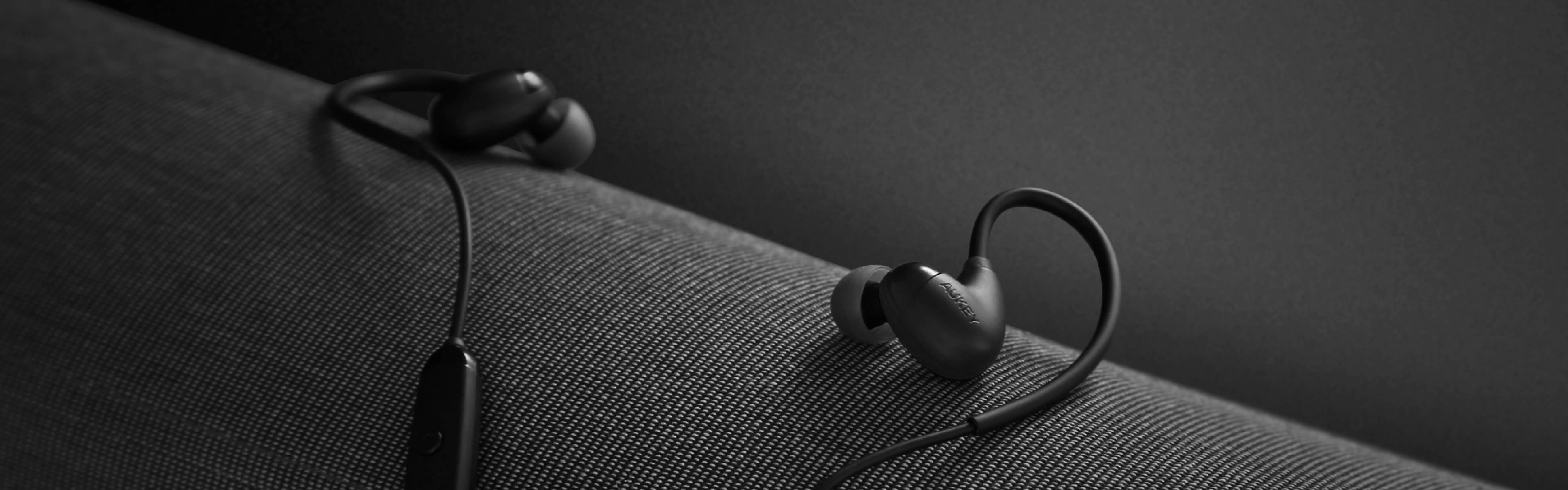 Écouteurs filaire