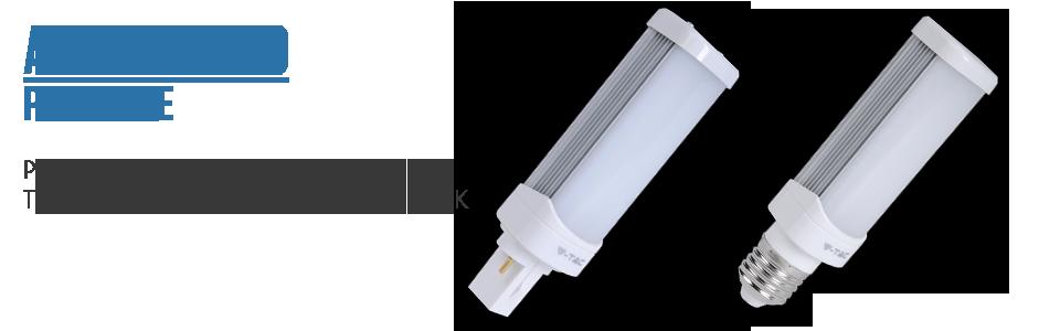 Ampoules LED - PL