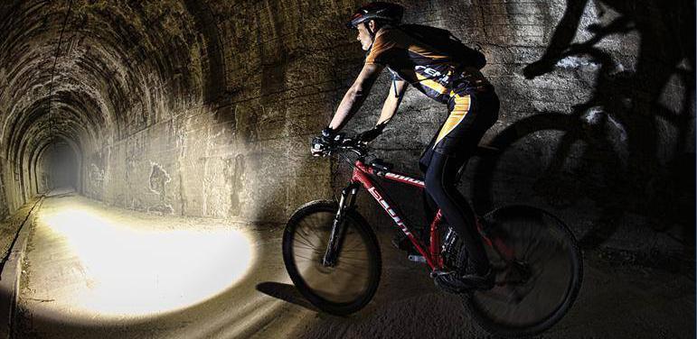 Fenix BC Puissantes lampes de vélo