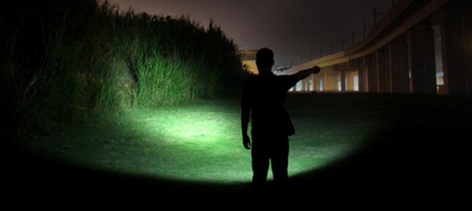 Fenix PD - Lampes de poche de haute intensité portable