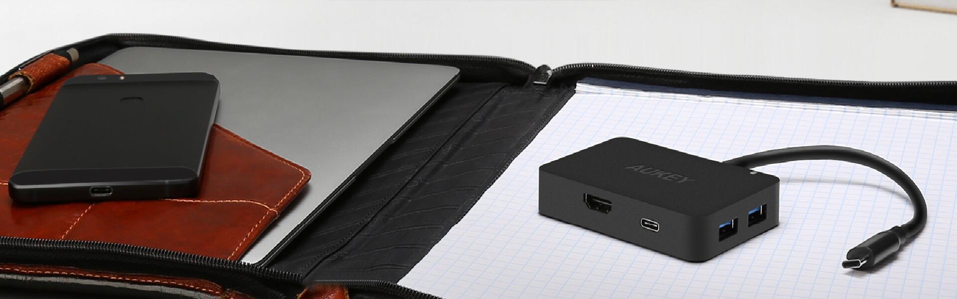 USB-C Hubs USB