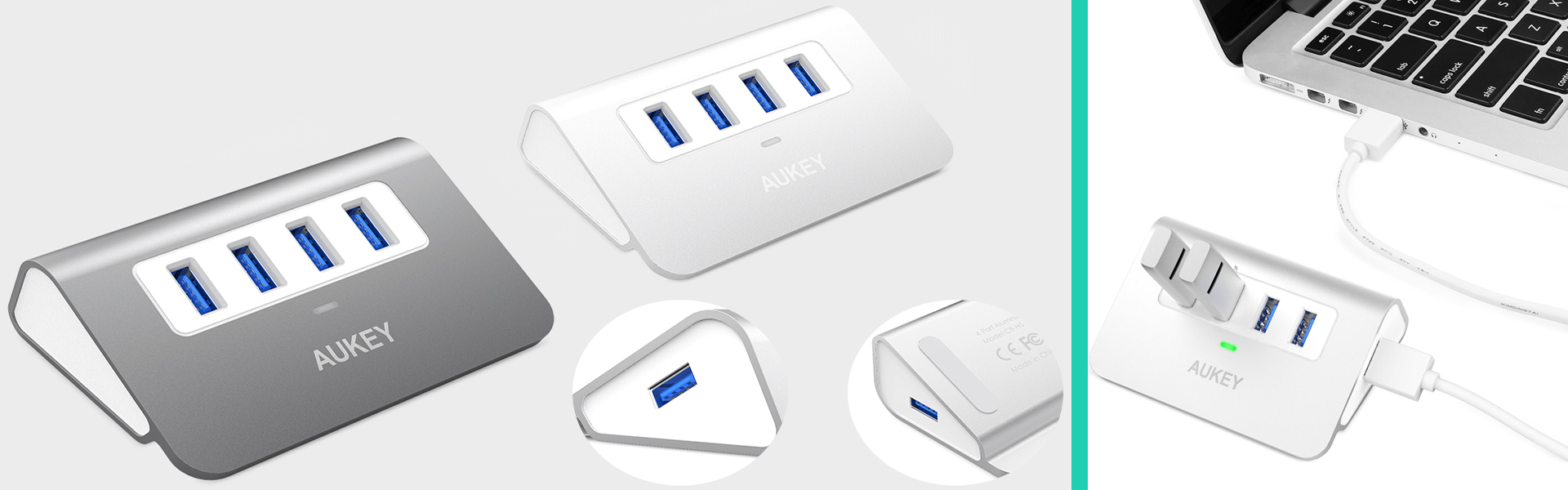 USB 3.0 Hubs