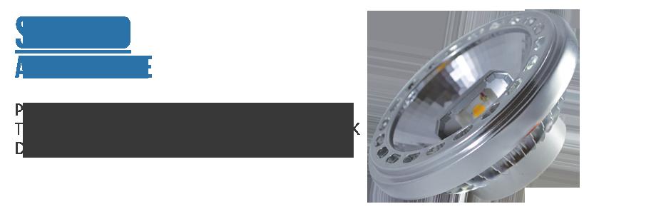 Spots LED - AR111