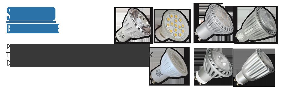 Spots LED - GU10