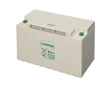 Batterie AGM - 12V 70Ah - Hoppecke Solar.Bloc - Batterie au plomb fermée