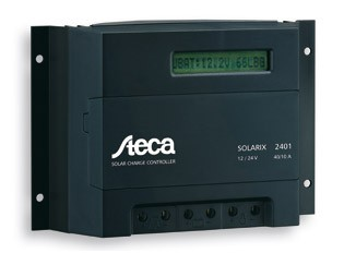 Régulateur Steca Solarix 2401