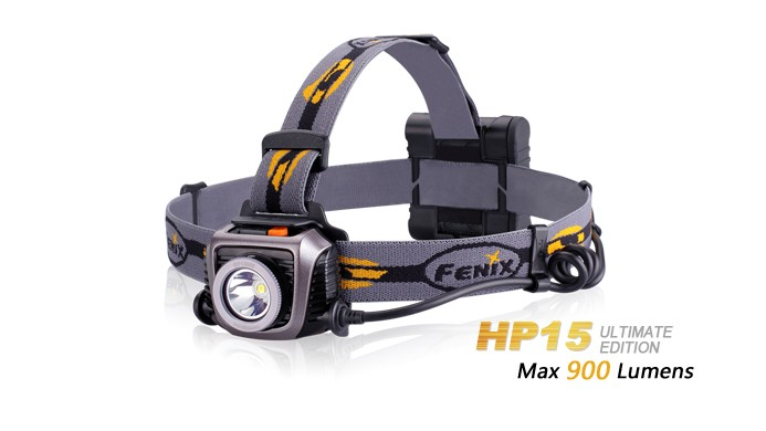 Fenix HP15 Ultimate édition - 900 Lumens