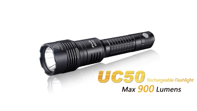 Fenix UC50 - 900 Lumens