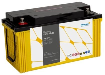 Batterie AGM 12V 100Ah Phaesun - Sun Battery