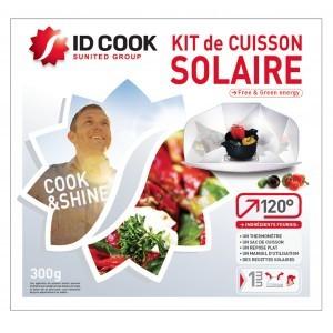 Kit de cuisson solaire