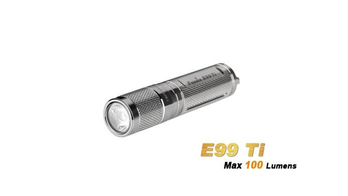 Fenix E99Ti série limitée - édition 2014 coffret cadeau