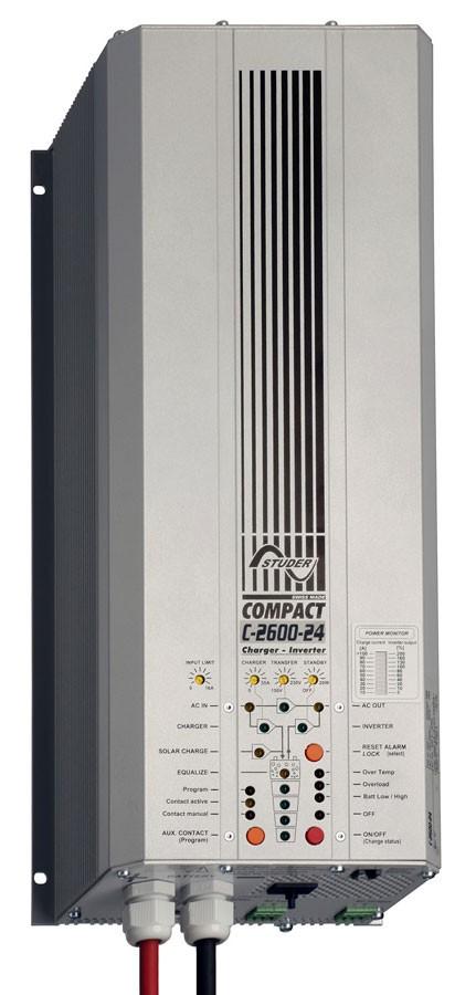 Onduleur-chargeur 12v c 1600