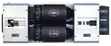 Système Outback FLEXware 500 2 kVA 24 V