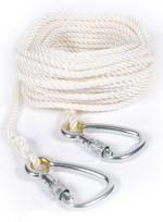 Commande corde toronnée chanvre 25 mètres