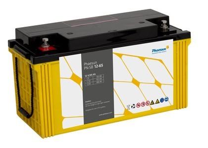 Batterie AGM 12V 65Ah Phaesun - Sun Battery