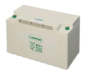 Batterie AGM 12V 60Ah - power.com Hoppecke