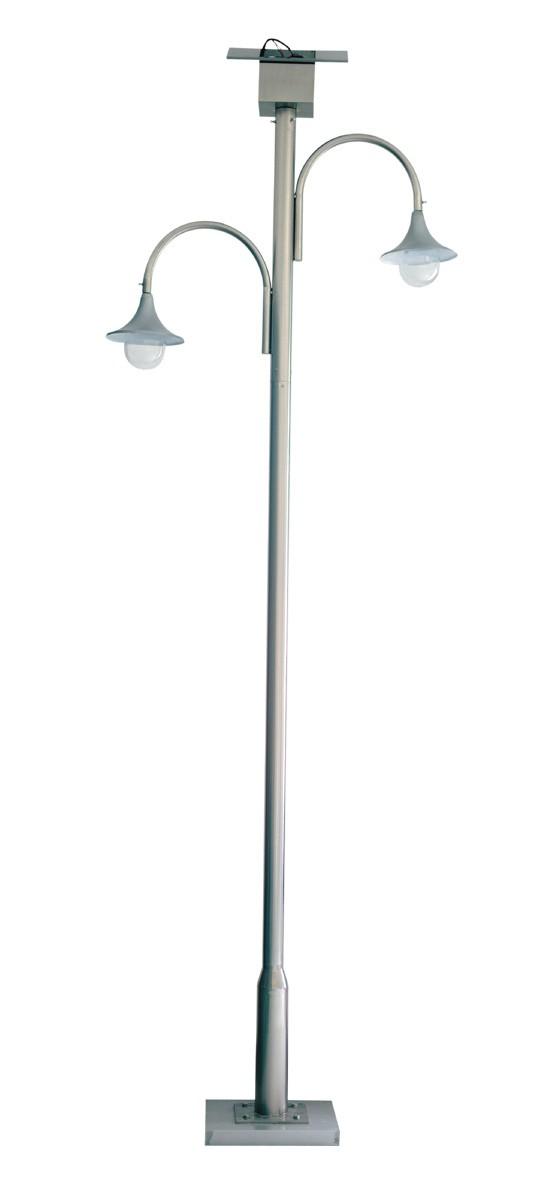 Lampadaire photovoltaïque Galia 631
