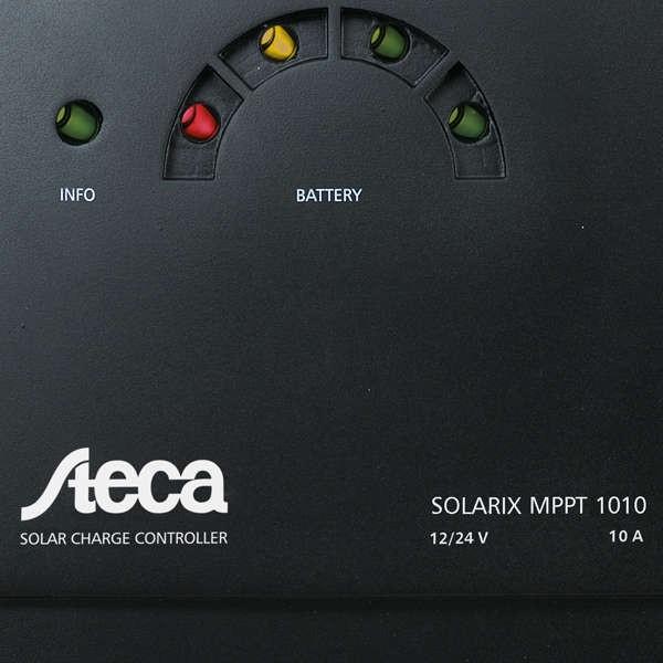 Régulateur de charge Steca MPPT 1010