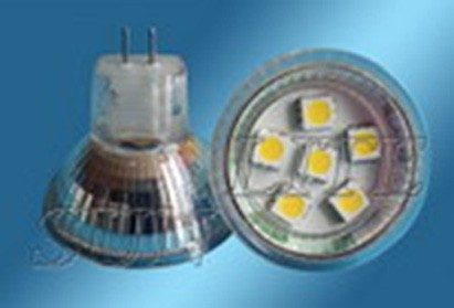 Spot LED MR11 1.8W 12V blanc