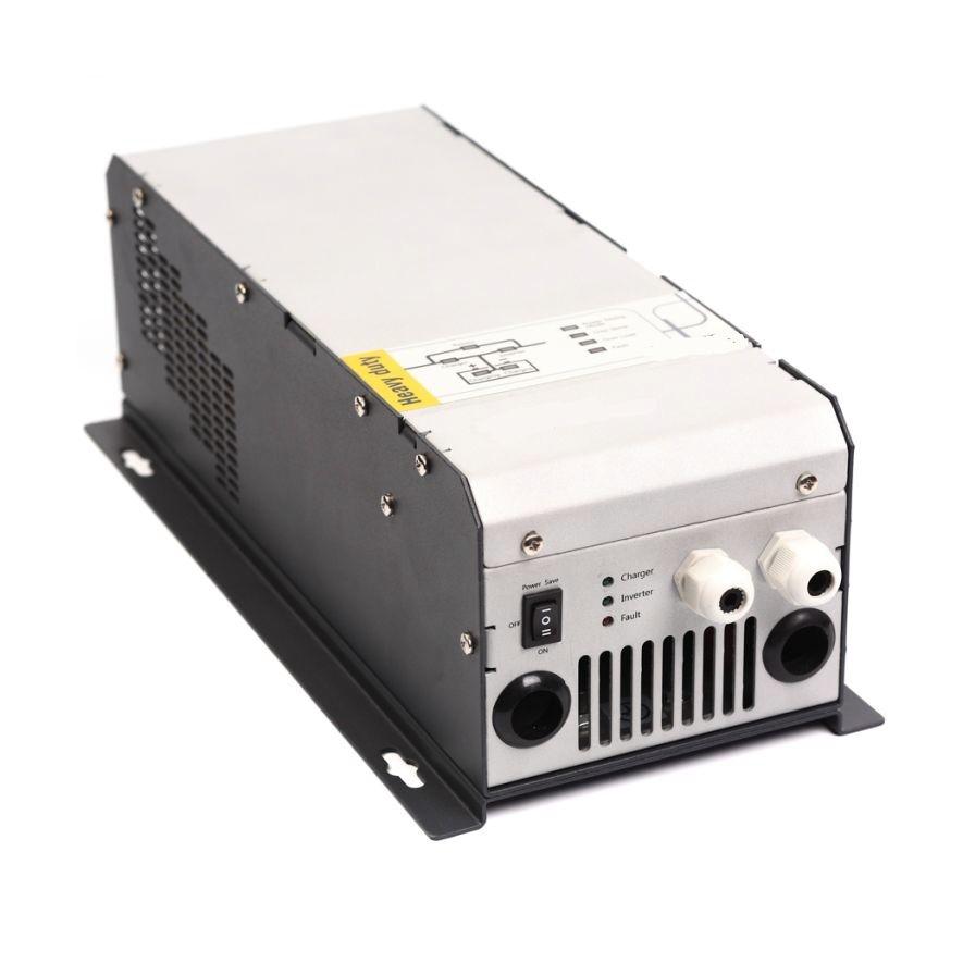 Combiné POWER+7048 48v  Convertisseur 7000Va Chargeur 40A
