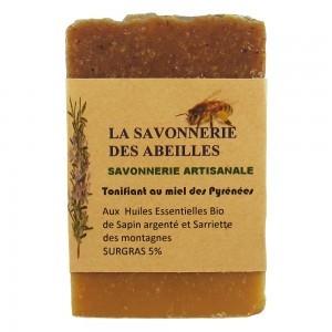 Savon au miel des Pyrénées