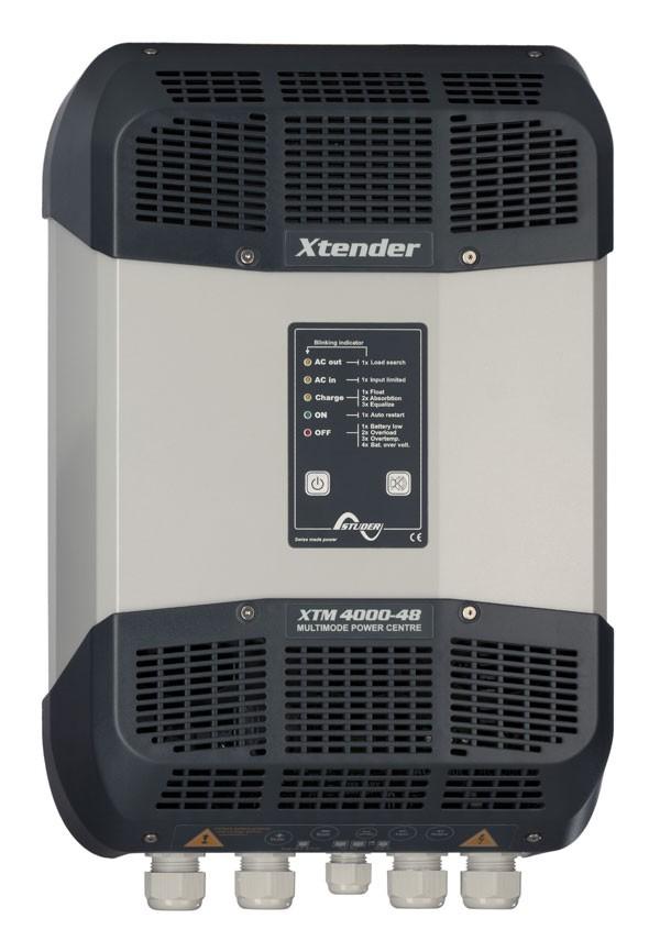 Onduleur-chargeur xtm 2400-24-1