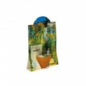 Graines de Tournesol du jardin de Monet en pot de culture
