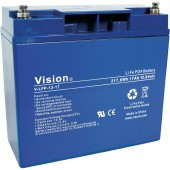 Batterie Vision LFP1217 - 12V 17Ah