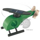 Hélicoptère solaire (rotor arrondi) vert