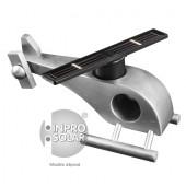 Hélicoptère solaire (rotor droit) argent