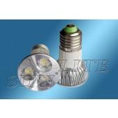 Spot LED  E14 3W 220V blanc chaud