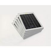 """Panneaux solaires 10 watts """"bulk pack"""""""